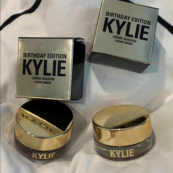 Kylie Cosmetics Other - Brand New Kylie Cosmetics Creme Shadow limited ed